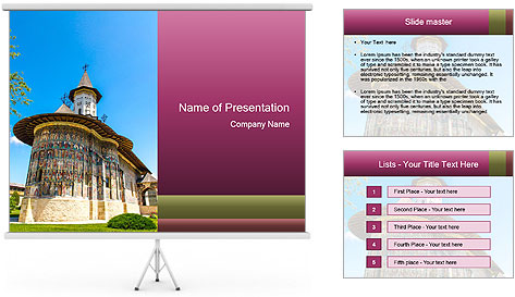 0000086032 PowerPoint Template