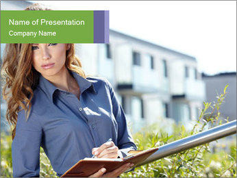 0000086041 PowerPoint Template - Slide 1