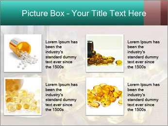 Salmon Oil or Evening Primrose PowerPoint Templates - Slide 14
