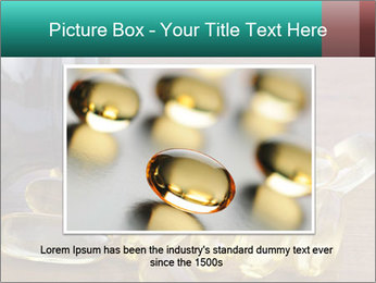 Salmon Oil or Evening Primrose PowerPoint Templates - Slide 16