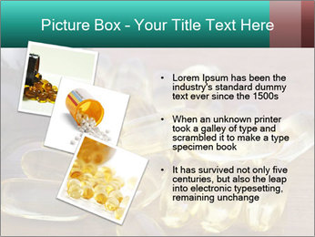Salmon Oil or Evening Primrose PowerPoint Templates - Slide 17