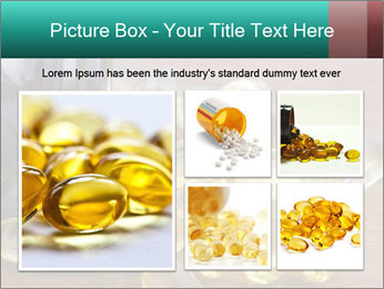 Salmon Oil or Evening Primrose PowerPoint Templates - Slide 19