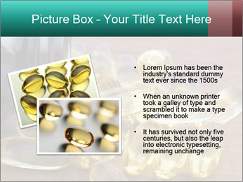 Salmon Oil or Evening Primrose PowerPoint Templates - Slide 20