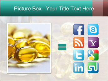 Salmon Oil or Evening Primrose PowerPoint Templates - Slide 21