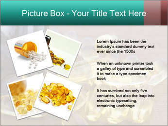 Salmon Oil or Evening Primrose PowerPoint Templates - Slide 23