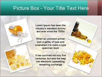Salmon Oil or Evening Primrose PowerPoint Templates - Slide 24