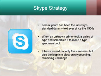 Salmon Oil or Evening Primrose PowerPoint Templates - Slide 8