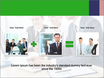 0000086048 PowerPoint Template - Slide 22