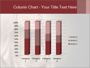 Beautiful Sexy Blond Girl PowerPoint Templates - Slide 50