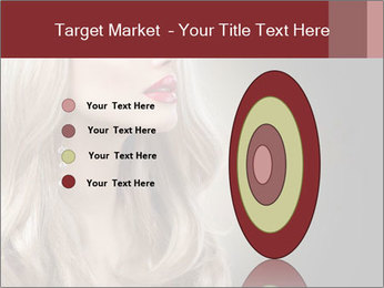 Beautiful Sexy Blond Girl PowerPoint Templates - Slide 84