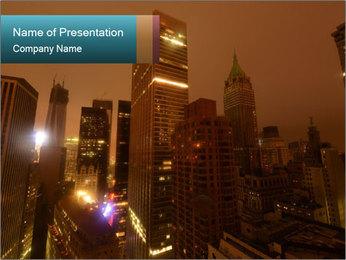 0000086056 PowerPoint Template - Slide 1