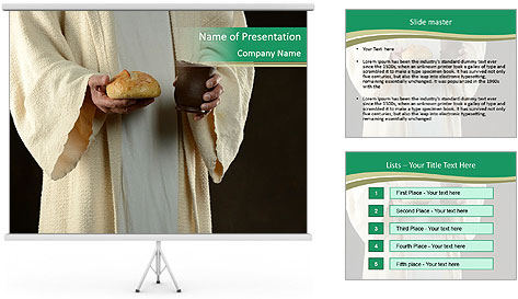 0000086057 PowerPoint Template