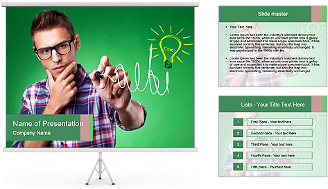0000086060 PowerPoint Template