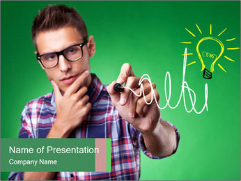 0000086060 PowerPoint Template - Slide 1