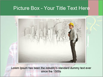 0000086060 PowerPoint Template - Slide 16