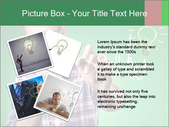 0000086060 PowerPoint Template - Slide 23