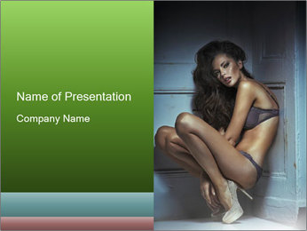 0000086075 PowerPoint Template - Slide 1