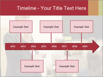 Arthur Mettinger rector of Campus PowerPoint Templates - Slide 28