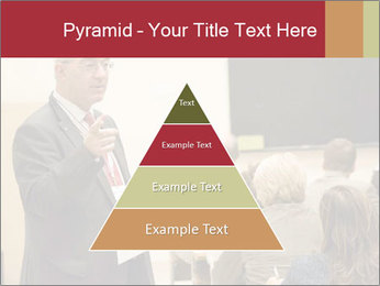 Arthur Mettinger rector of Campus PowerPoint Templates - Slide 30