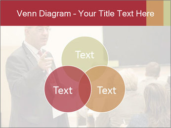 Arthur Mettinger rector of Campus PowerPoint Templates - Slide 33