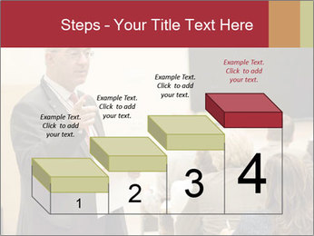 Arthur Mettinger rector of Campus PowerPoint Templates - Slide 64
