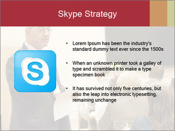 Arthur Mettinger rector of Campus PowerPoint Templates - Slide 8