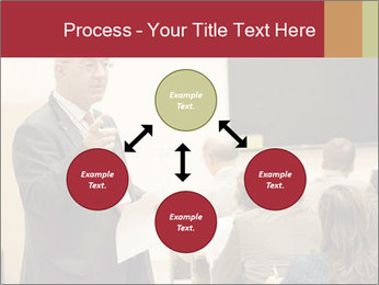 Arthur Mettinger rector of Campus PowerPoint Templates - Slide 91