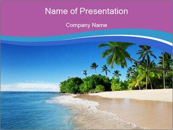 0000086090 PowerPoint Template - Slide 1