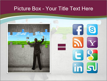 0000086100 PowerPoint Template - Slide 21