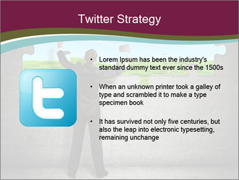 0000086100 PowerPoint Template - Slide 9