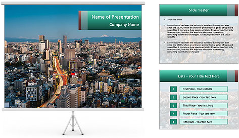 0000086102 PowerPoint Template