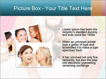A picture of five girl friends PowerPoint Templates - Slide 20
