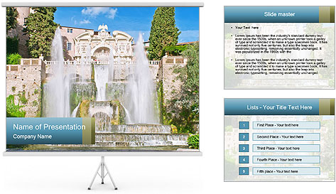 0000086114 PowerPoint Template