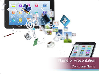 0000086124 PowerPoint Template - Slide 1