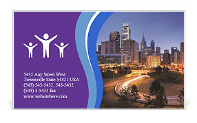 0000086142 Business Card Template