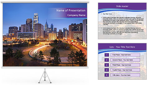 0000086142 PowerPoint Template