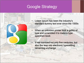 After more than a month from Hurricane Sandy PowerPoint Templates - Slide 10