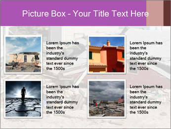 After more than a month from Hurricane Sandy PowerPoint Templates - Slide 14