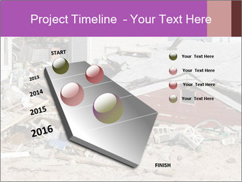 After more than a month from Hurricane Sandy PowerPoint Templates - Slide 26