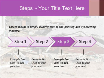 After more than a month from Hurricane Sandy PowerPoint Templates - Slide 4