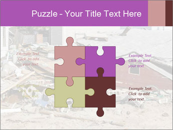 After more than a month from Hurricane Sandy PowerPoint Templates - Slide 43