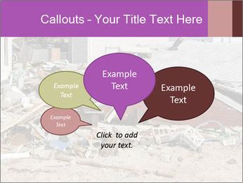 After more than a month from Hurricane Sandy PowerPoint Templates - Slide 73