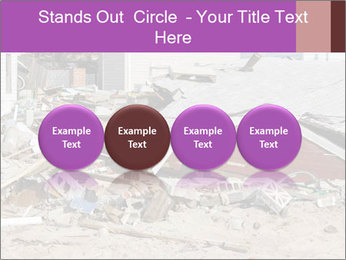 After more than a month from Hurricane Sandy PowerPoint Templates - Slide 76
