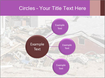 After more than a month from Hurricane Sandy PowerPoint Templates - Slide 79
