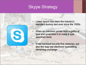 After more than a month from Hurricane Sandy PowerPoint Templates - Slide 8