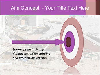 After more than a month from Hurricane Sandy PowerPoint Templates - Slide 83