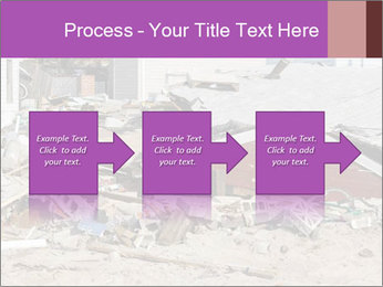After more than a month from Hurricane Sandy PowerPoint Templates - Slide 88