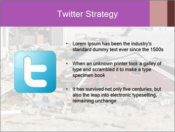 After more than a month from Hurricane Sandy PowerPoint Templates - Slide 9