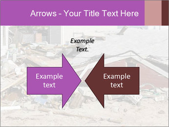 After more than a month from Hurricane Sandy PowerPoint Templates - Slide 90