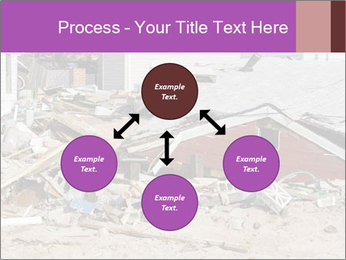 After more than a month from Hurricane Sandy PowerPoint Templates - Slide 91